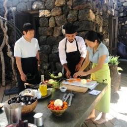 Corsi di Cucina - Coste Ghirlanda - Pantelleria