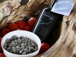 Olio extravergine d'oliva - Coste Ghirlanda - Pantelleria